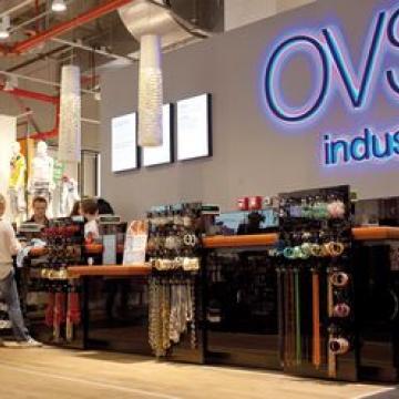 فروشگاه های .OVS S.p.A در سراسر ایران از کارت دی وی آر ژئو ویژن بهره می گیرند