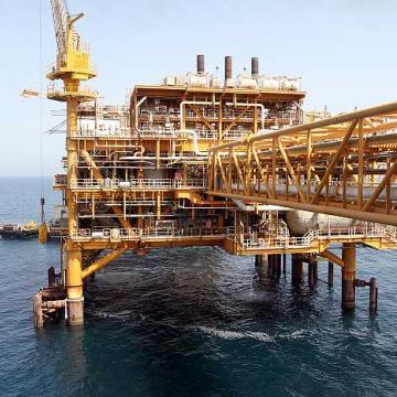 دوربين هاي تحت شبكه ژئوويژن در شركت نفت فلات قاره ايران