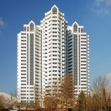Iran Zamin Residential Complex making use of Geovision IP Cameras