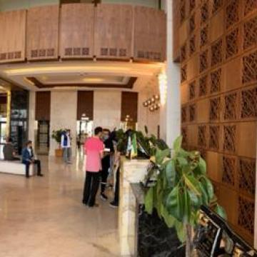 بکارگیری دوربین های تحت شبکه ژئوویژن در هتل میزبان بابلسر