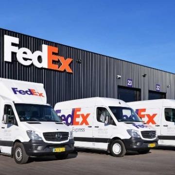 FedEx Corporation making use of Geovision IP Cameras