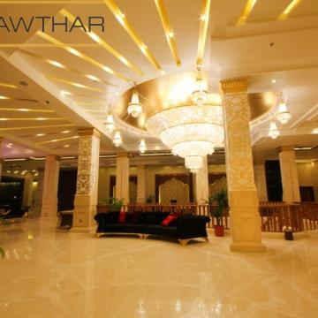 kawthar Nab Hotel making use of Geovision IP Cameras