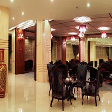 Sinoor Hotel in Mashhad making use of Geovision IP Cameras