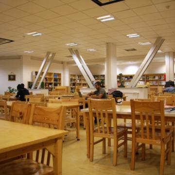 Tehran libraries making use of Geovision IP Cameras