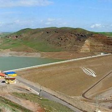 The Yamchi Dam making use of Geovision IP Cameras